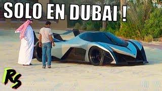 8 COSAS EXTRAÑAS QUE SOLO EXISTEN EN DUBAI