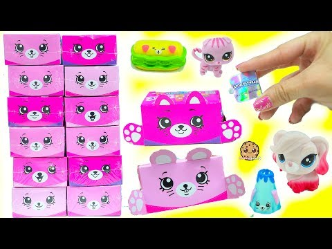 Thumbnail: Limited Edition Found! Shopkins Petkins Happy Places Season 3 Surprise Blind Bags