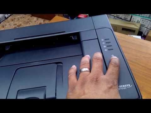 Canon i SENSYS LBP7018C принтер 4896B004