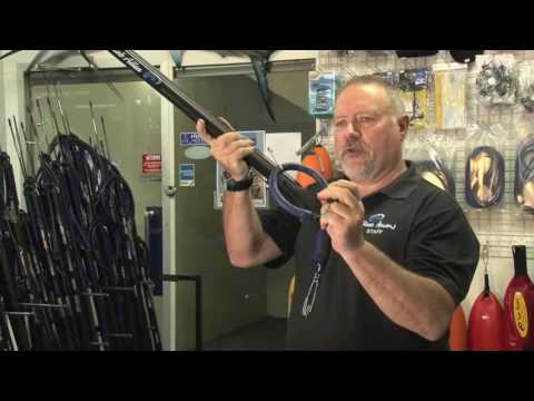 """Dive Imports Australia - """"How To"""" Spear Gun Load Assist with Rob Allen"""