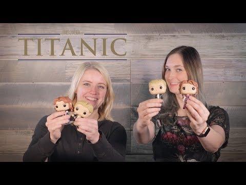 Titanic Pop Unboxing