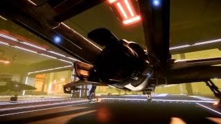 Star Citizen Deluxe Hangar Part 1 ( Freelancer, Constellation, 350R, Hornet)