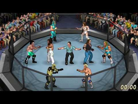 nL Live - BRAWL 4 ALL: RYDER vs. MISAWA [Fire Pro Wrestling World]