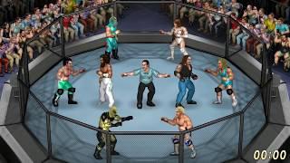 nL Live - BRAWL 4 ALL: RYDER vs. MISAWA [Fire Pro Wrestling World]