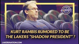 Lakers Podcast: Kurt Rambis as