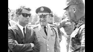JFK Tapes - Civil Rights Riots 1 (Robert Kenendy & General Creighton Abrams)