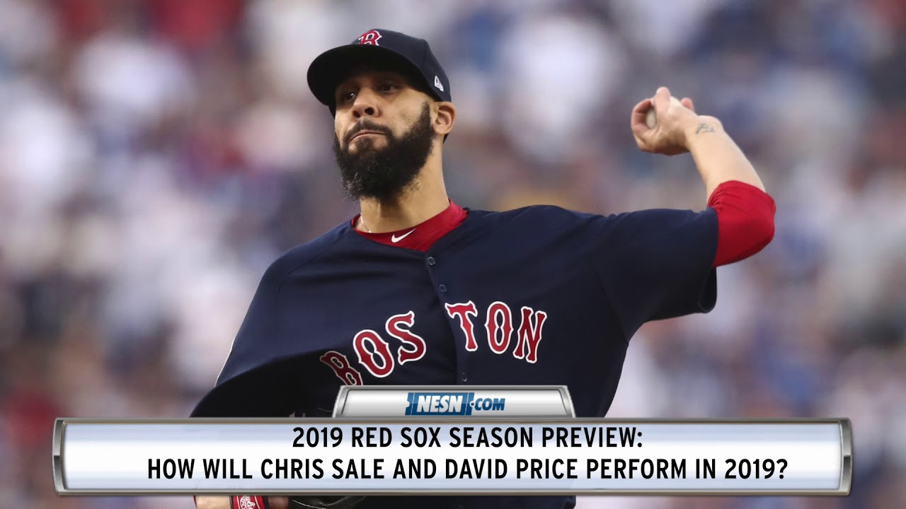 2019 Red Sox Season Preview: How Will Chris Sale, David Price Perform?
