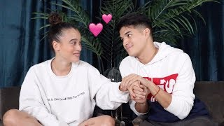 BOYFRIEND GIRLFRIEND COMPATIBILITY TEST WITH ALEX WASSABI (he makes me cry...)