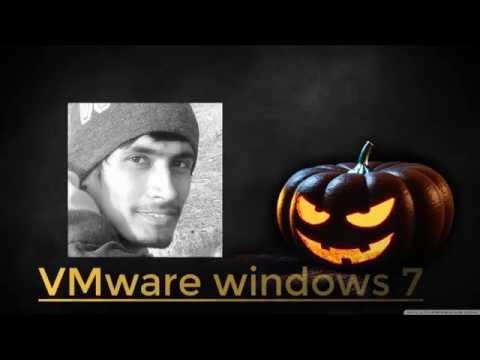 Vmware windows 7 installation (hindi)