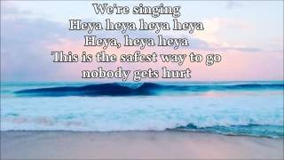Walking on Cars - Speeding Cars | Lyrics
