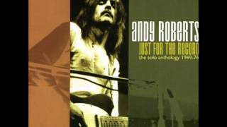 Andy Roberts -  Autumn to May