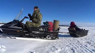 Товарищи рыбаки Такая рыбалка бывает очень редко В начале было весело В конце ещё веселее