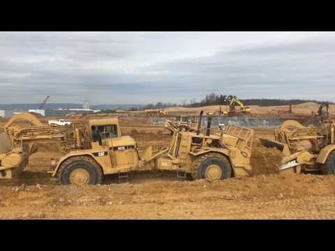 "Liberty Excavators ""Spring job sites"""