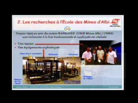 Conférence Pépites de Mines Albi : Jacques Fages