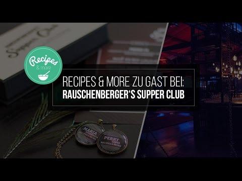 Supper Club (Rauschenberger)   Recipes & more