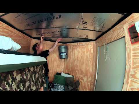 insulating-and-paneling-for-the-roof-....-6x10-enclosed-trailer-conversion-project