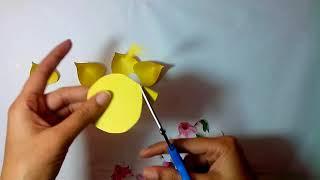 How To Make Love Flower || DIY Love Flower Tutorial || Crafts Design