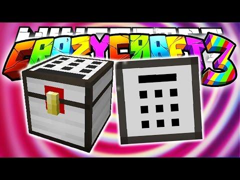 Minecraft Crazy Craft 3.0: Password Chests? (Security Mod) #61