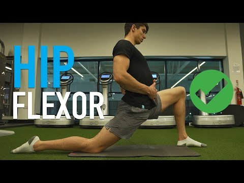 Hip Flexor Stretch | Do It Right!
