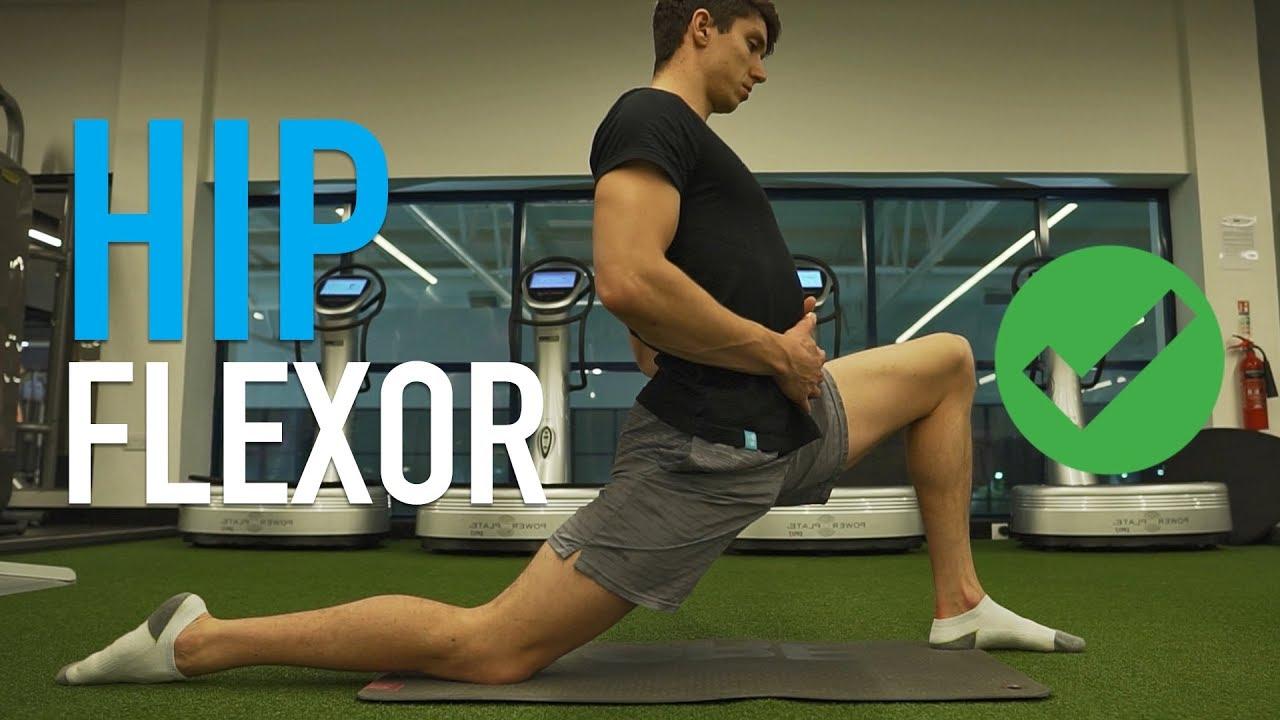 hip flexor strech