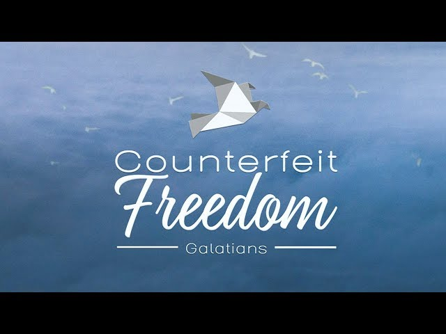 September 2, 2018: Rob Grainger - Counterfeit Freedom