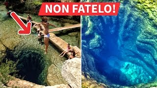 5 posti estremamente pericolosi da non visitare!