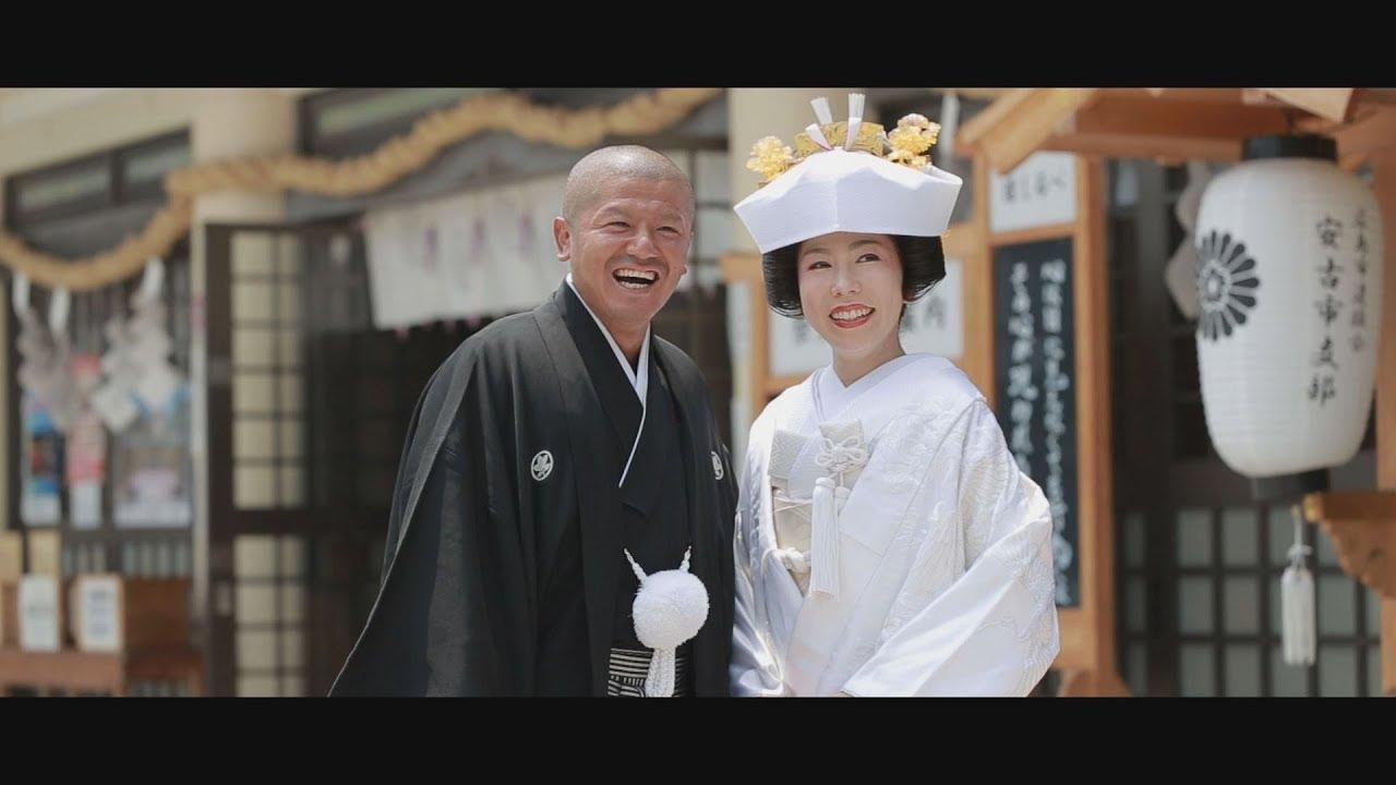 広島護國神社結婚式ショートムービー
