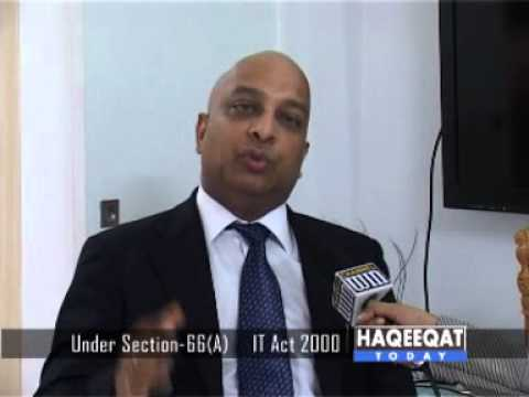 Cyber Crimes & Punishment as per Law in India - WIN TV Interview