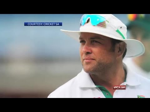 Kallis retires his bat