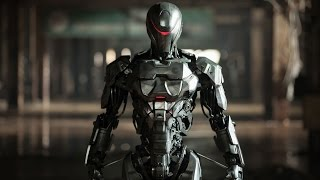The Real Life Robocop: Dubai to Get Android Police Force by 2017