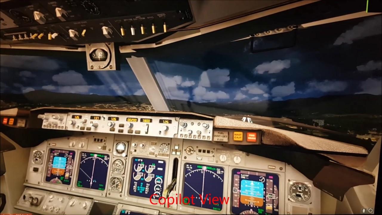 (FSX) 트빌리시 로치니 공항 -- 바투미 국제공항