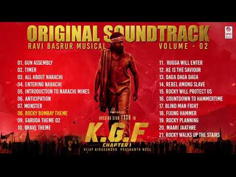 Kgf Chapter 1 Bgm  Rocky Bombay Theme