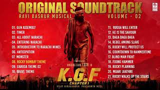 KGF Chapter 1 BGM | Rocky Bombay Theme