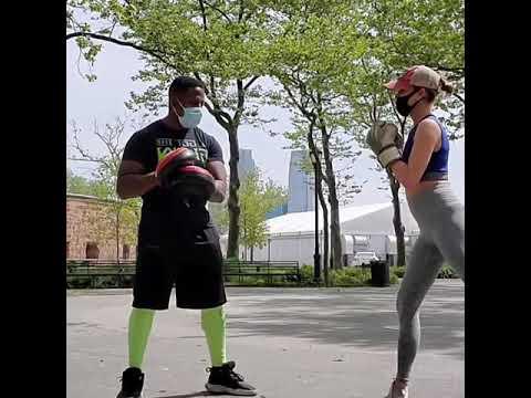 J-Kickbox Personal Training