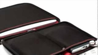Booq Viper Hardcase 11/13. Funda rígida en nylon moldeado para MacBook Air 11 y 13