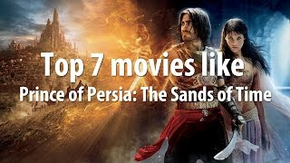 Top 7 movies like Prince of Persia: The Sands of Time (2010)
