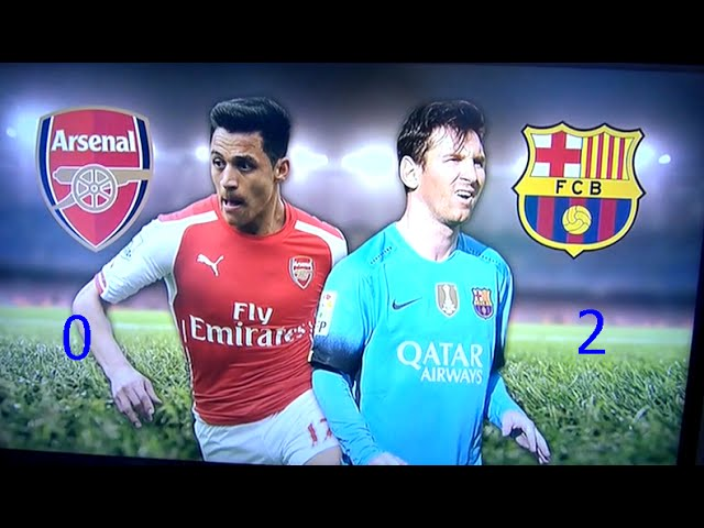 FC Barcelone 2-1 Arsenal - 17 mai 2006 / (C1) Ligue des Champions 2005/2006