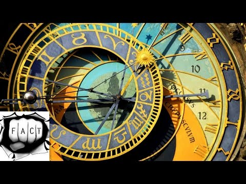 Top 10 Remarkable Astronomical Clocks