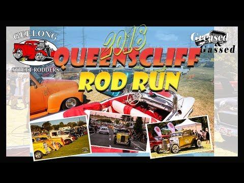 Geelong Street Rodders' Queenscliff Rod Run 2018