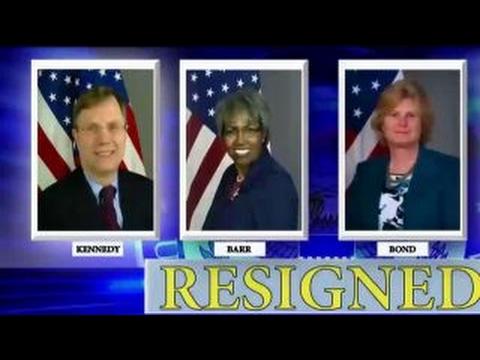 Trump administration overhauls State Department leadership