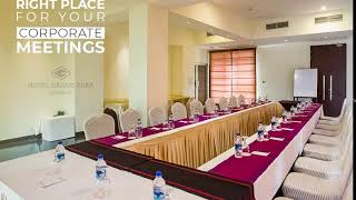 Hotel Grand Park Barishal's Mission Conference Room