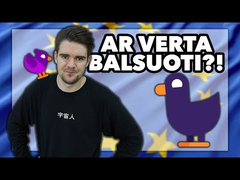 AR EUROPOS SĄJUNGA DEMOKRATIŠKA?! (feat. Kurzgesagt - In a Nutshell)