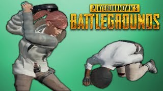 Bully With a Frying Pan | Player Unknown's Battlegrounds Stream Highlights