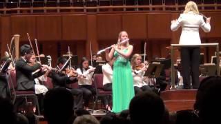 Emma Resmini: Nielsen Flute Concerto, I. Allegro moderato
