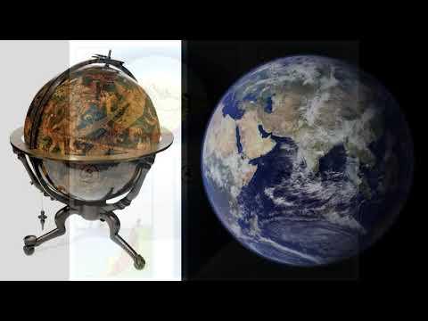 """Окружающий мир 1 класс ч.1, тема урока """"На что похожа наша планета?"""", с.48-49, Школа России."""