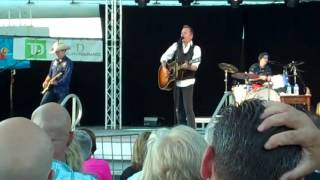 Kiefer Sutherland Band - Peterborough Musicfest 2016