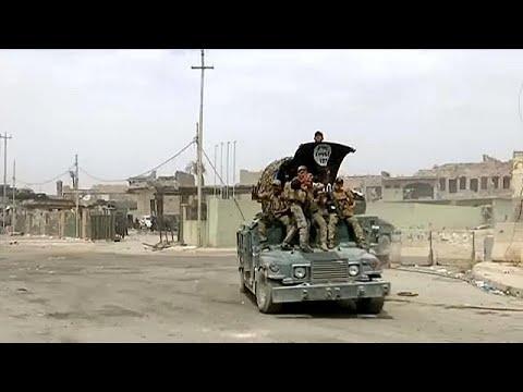 Schlacht um Mossul auf den letzten Metern