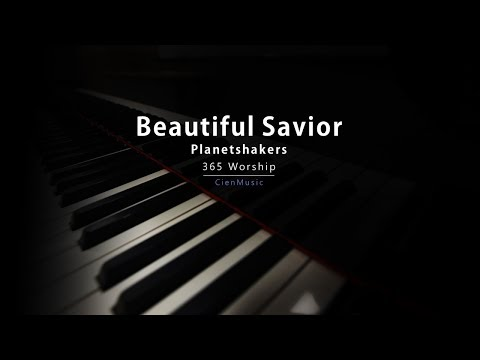 [365 Worship] Beautiful Saviour - Planetshakers | Piano | Yamaha Motif XF8