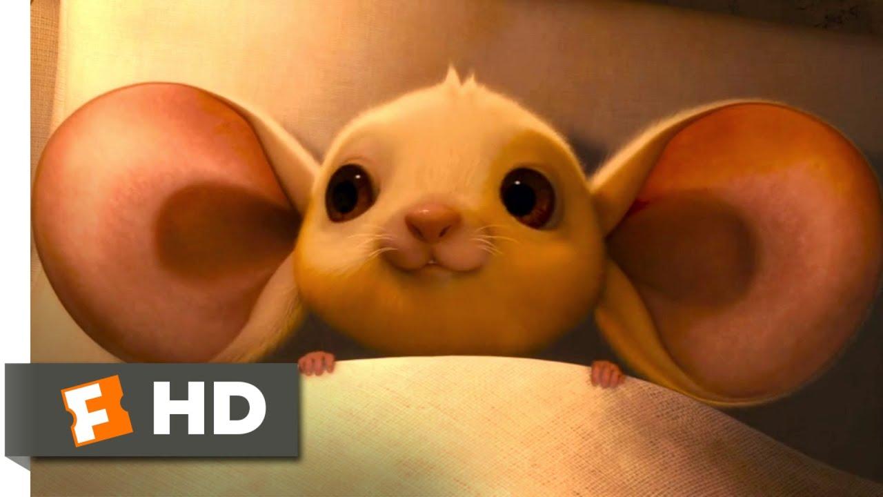 Download The Tale of Despereaux (2008) - Despereaux, The Fearless Scene (2/10) | Movieclips