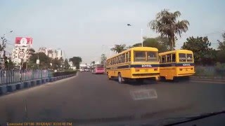 EM Bypass VIP Road conector Flyover - Dashboard Cam 1080p.